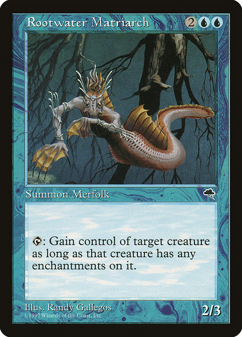 Rootwater Matriarch (TMP)