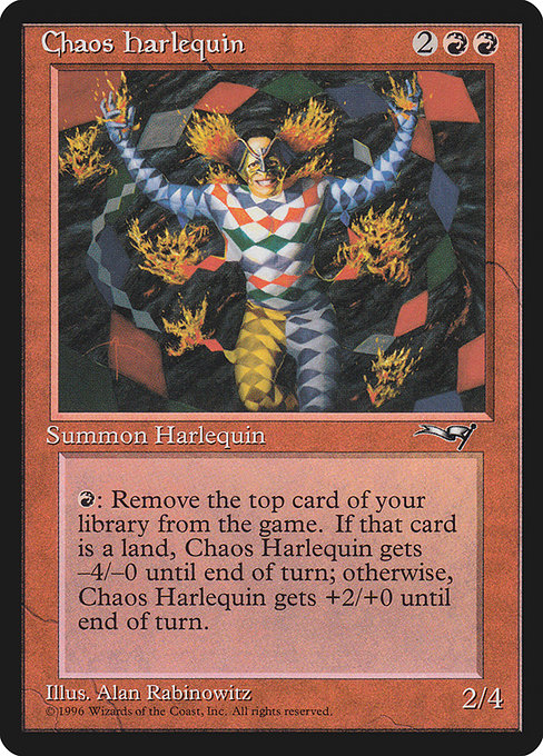 Chaos Harlequin (ALL)