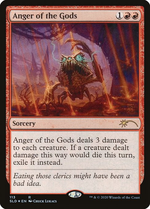 Anger of the Gods (SLD)