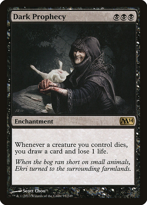 Dark Prophecy (M14)