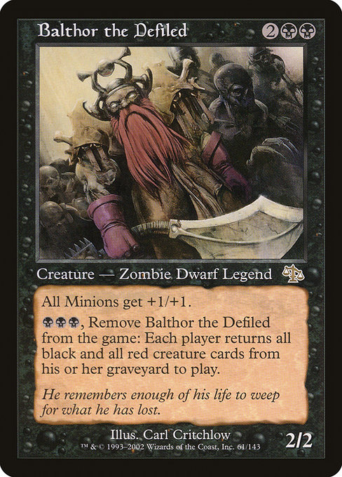 Balthor the Defiled (JUD)