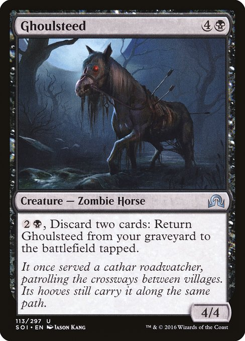 Ghoulsteed (SOI)