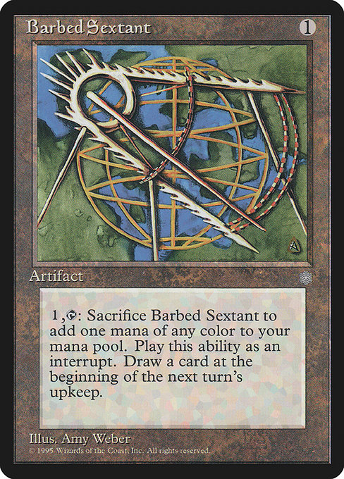 Barbed Sextant (ICE)