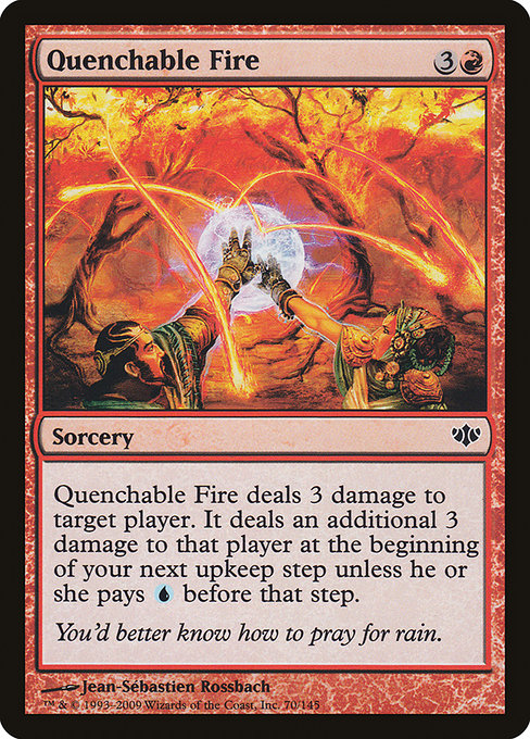 Quenchable Fire (CON)