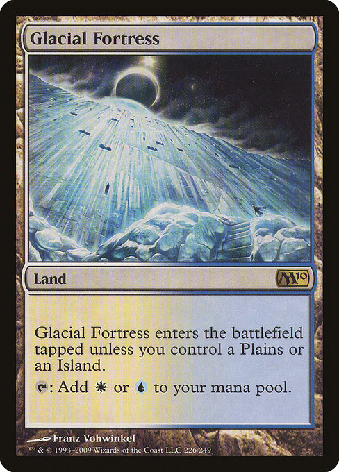 Glacial Fortress (M10)