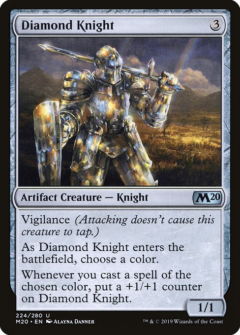 Diamond Knight (M20)