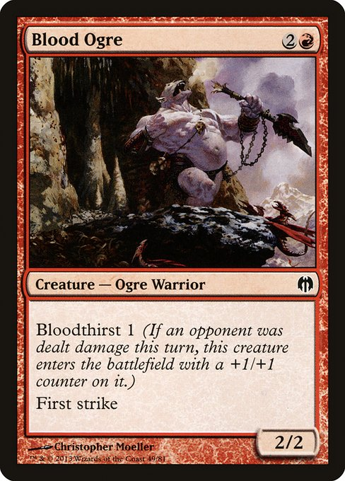 Blood Ogre (DDL)