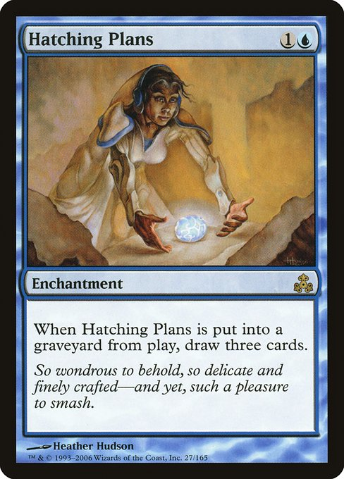 Hatching Plans (GPT)