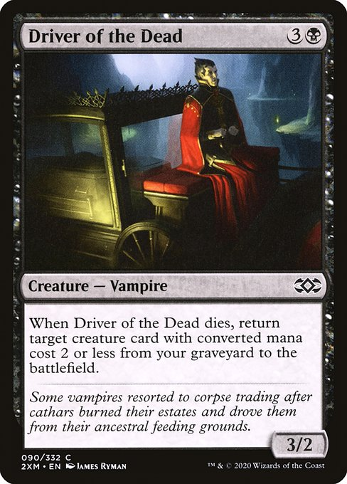 Driver of the Dead (2XM)