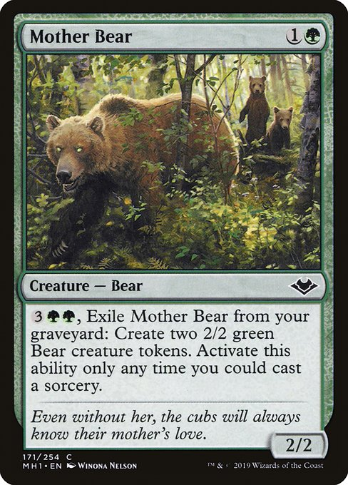 Mother Bear (MH1)