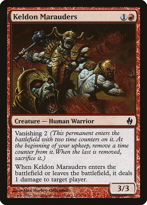 Keldon Marauders (PD2)
