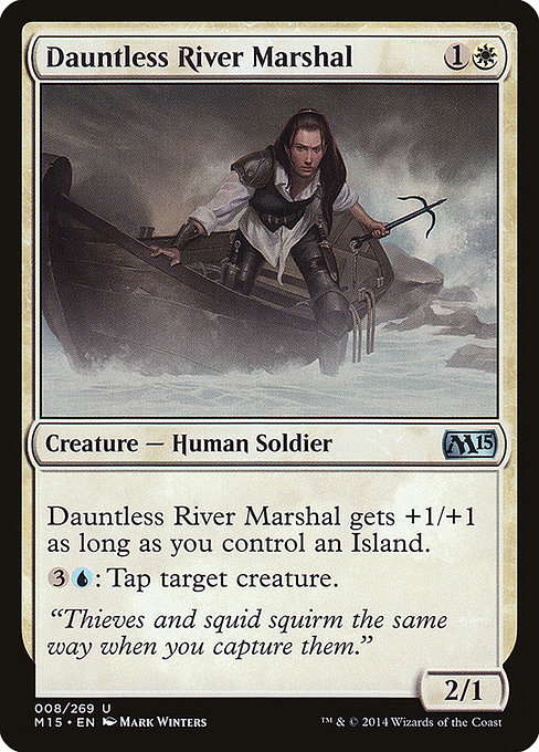 Dauntless River Marshal (M15)