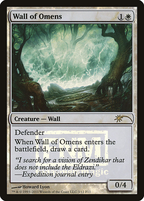 Wall of Omens (F11)