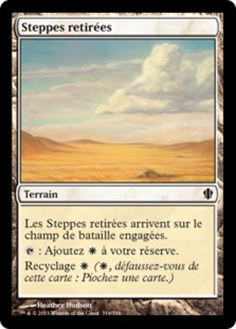 Secluded Steppe (C13)