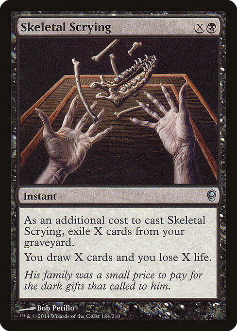 Skeletal Scrying (CNS)
