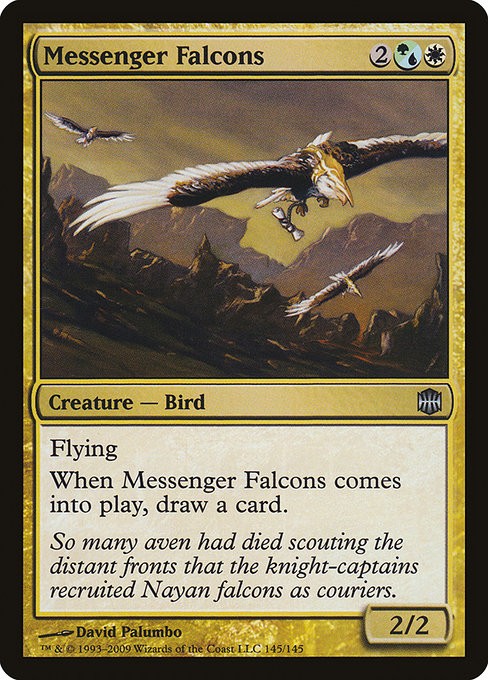 Messenger Falcons (ARB)