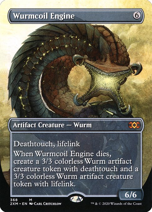 Wurmcoil Engine (2XM)