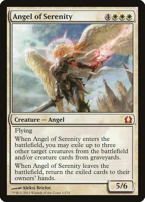 Angel of Serenity (RTR)