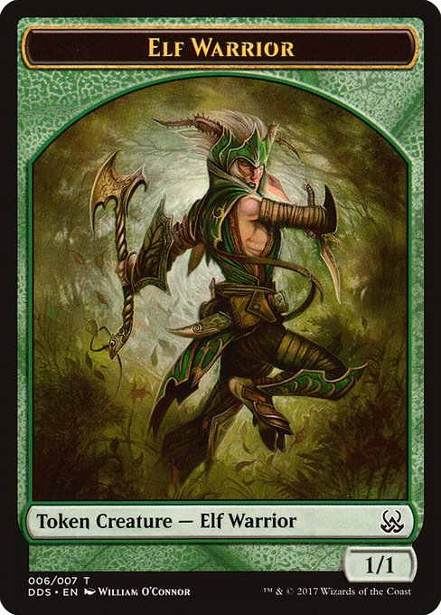 Elf Warrior (TDDS)
