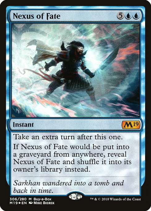 Nexus of Fate (M19)