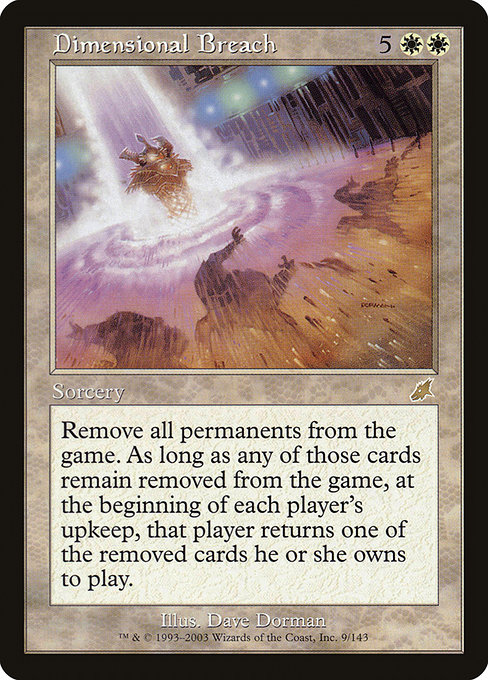 Dimensional Breach (SCG)