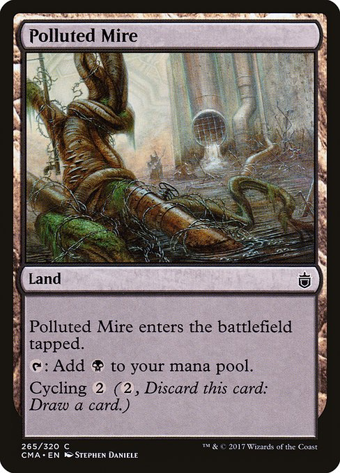 Polluted Mire (CMA)