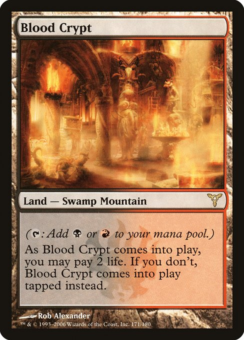 Blood Crypt (DIS)