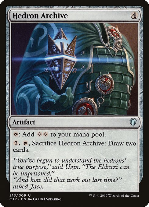 Hedron Archive (C17)