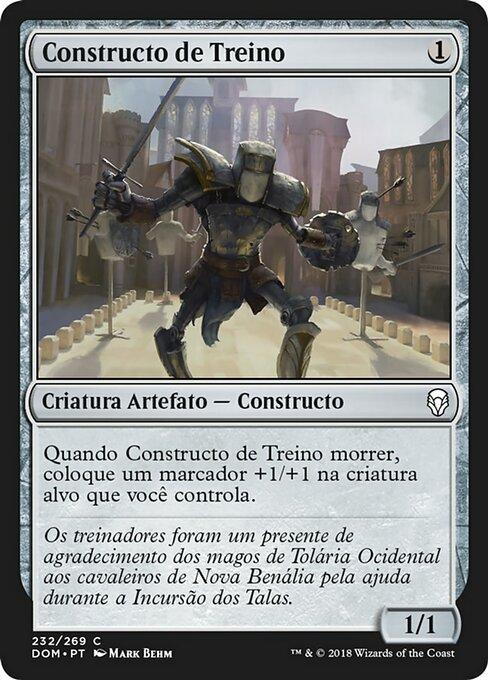 Sparring Construct (DOM)