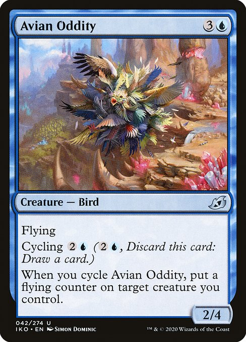 Avian Oddity (IKO)