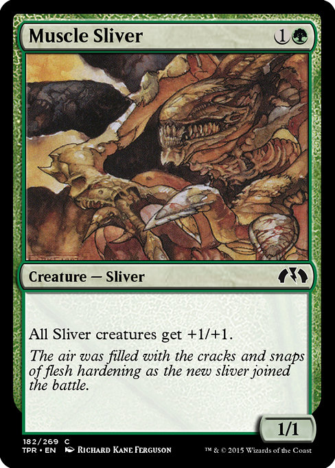 Muscle Sliver (TPR)