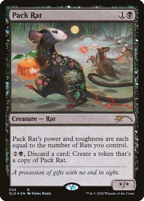 Pack Rat (SLD)