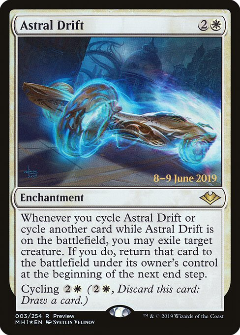 Astral Drift (PMH1)