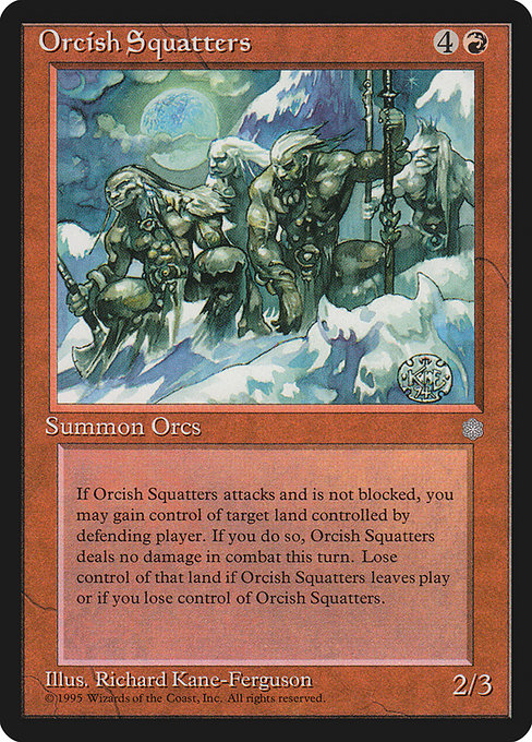 Orcish Squatters (ICE)