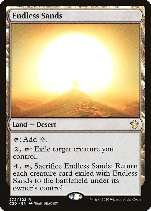 Endless Sands (C20)