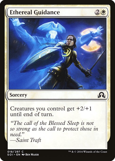 Ethereal Guidance (SOI)