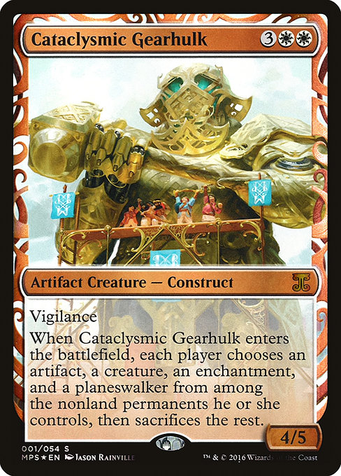 Cataclysmic Gearhulk (MPS)