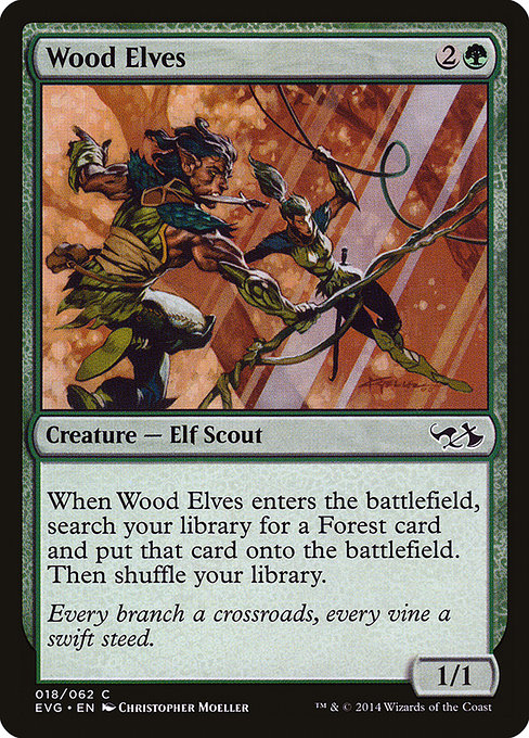 Wood Elves (EVG)
