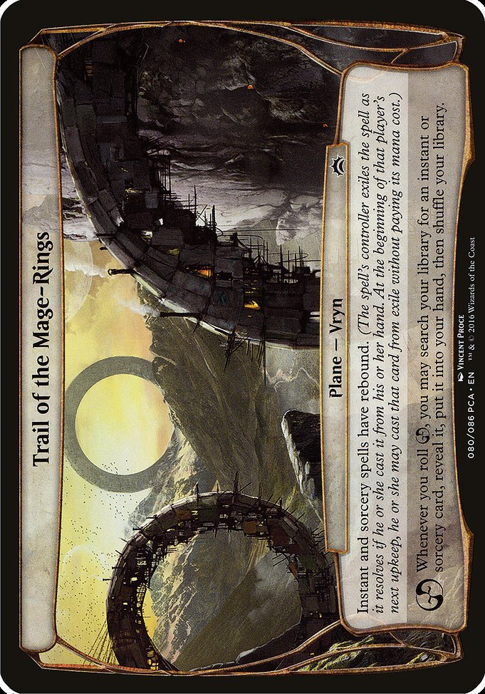 Trail of the Mage-Rings (OPCA)