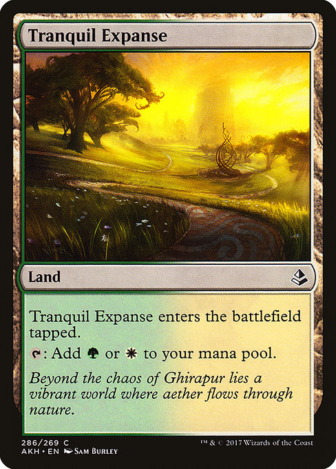 Tranquil Expanse (AKH)