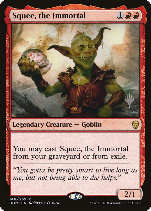 Squee, the Immortal (PDOM)