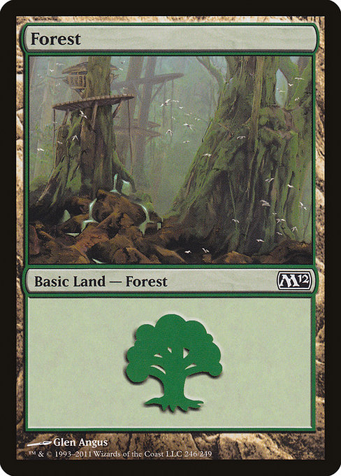 Forest (M12)