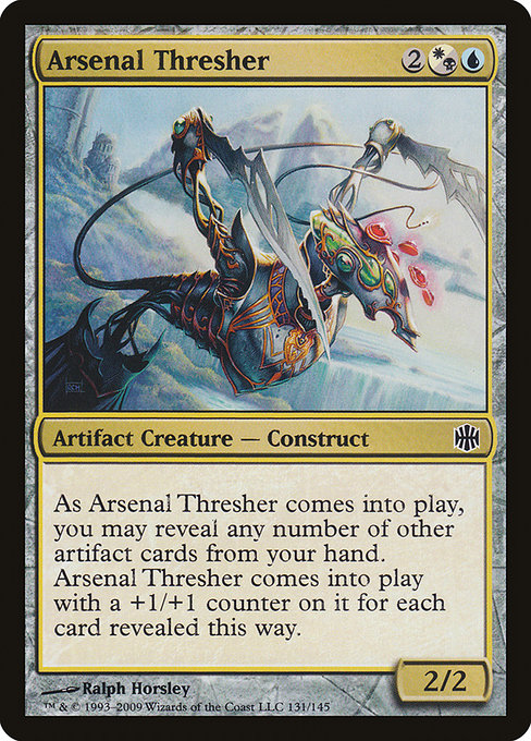 Arsenal Thresher (ARB)