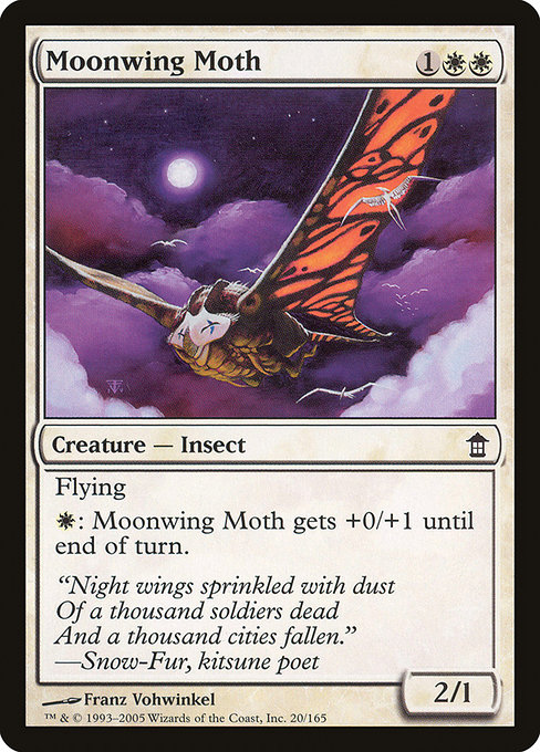 Moonwing Moth (SOK)