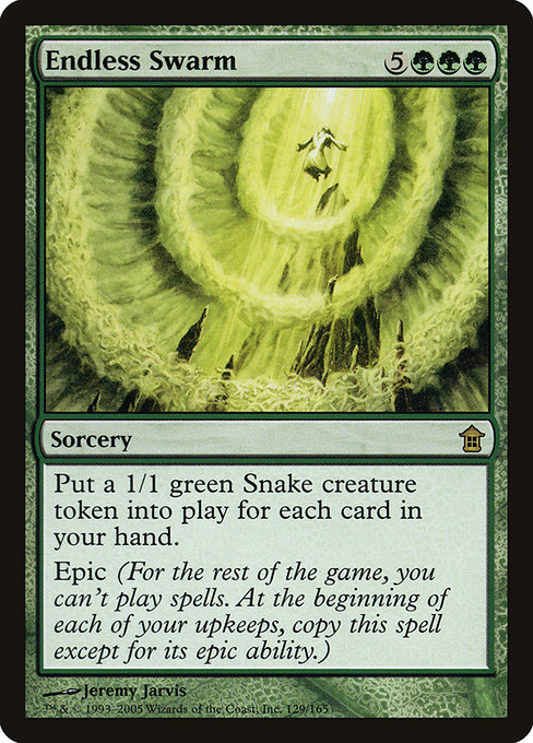 Endless Swarm (SOK)