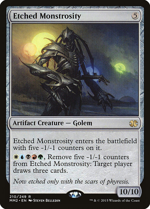 Etched Monstrosity (MM2)