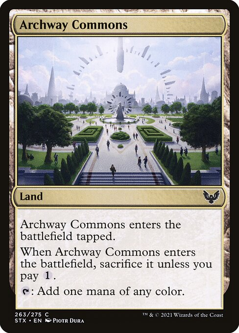 Archway Commons (STX)