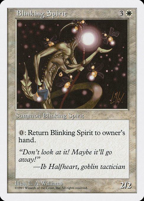 Blinking Spirit (5ED)