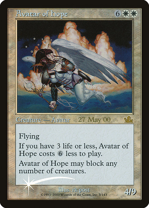 Avatar of Hope (PPRE)