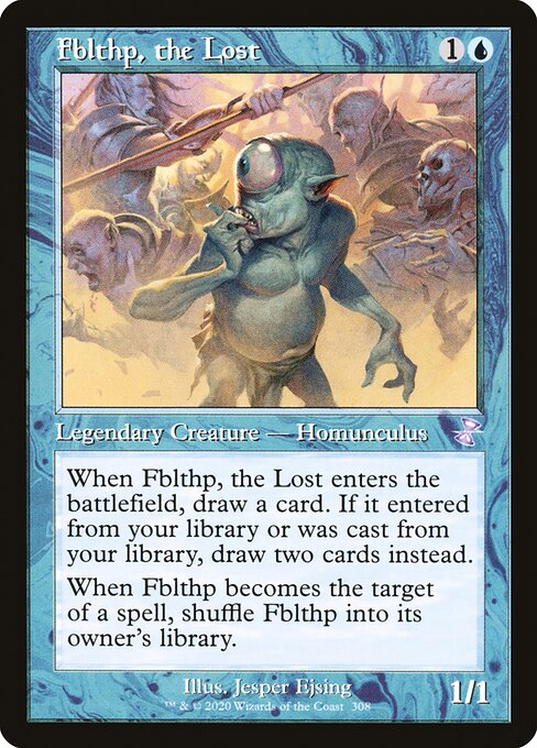 Fblthp, the Lost (TSR)